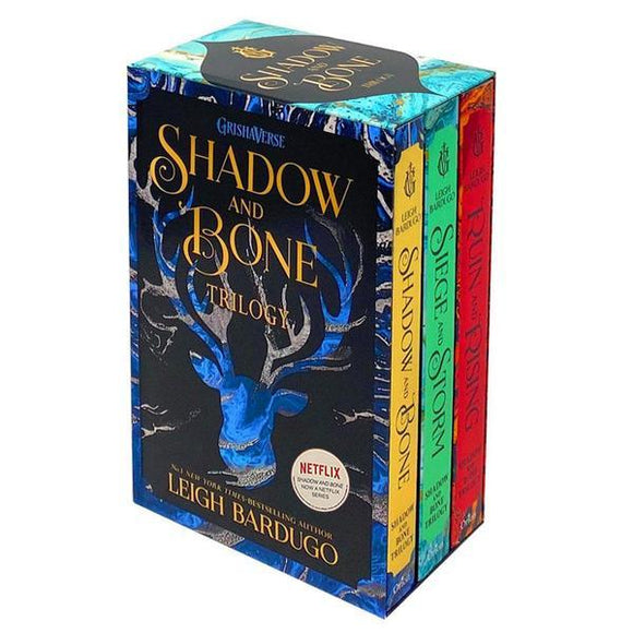 Shadow & Bone Grisha Trilogy Series 3 Books Young Adult Collection Paperback Set By Leigh Bardugo - St Stephens Books