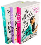 The to All the Boys I've Loved Before Jenny Han 3 Books Collection - St Stephens Books