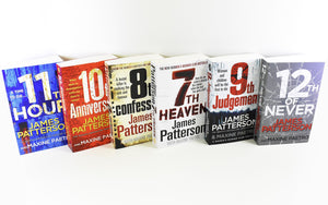 Women Murderclub Series 6 Books (7-12) Paperback Collection By-James Patterson - St Stephens Books