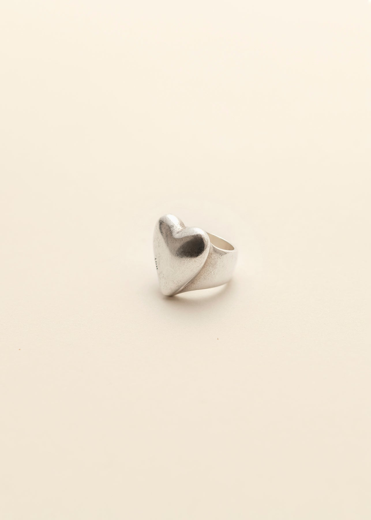 Full Heart Ring