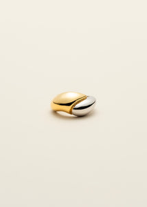 "Wave Ring ""twin"""