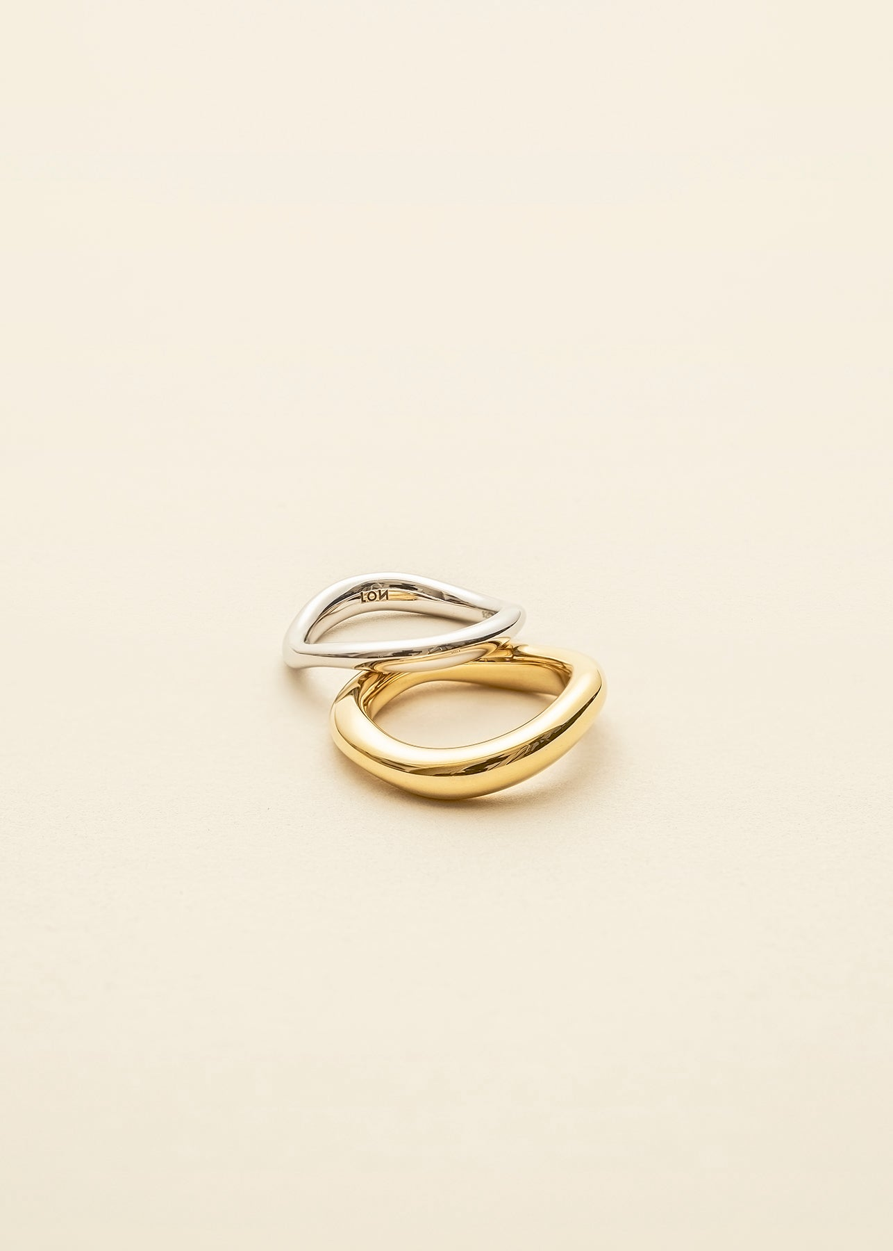 Double Color Ring
