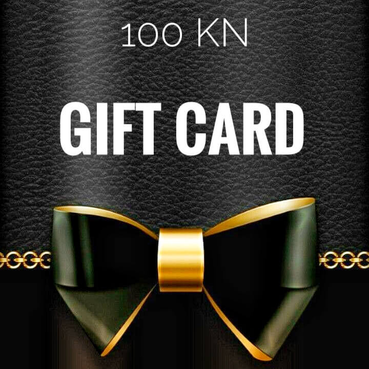 Poklon Bon 100 HRK | Gift Card 100 HRK - Kallosprolashcollection