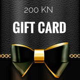 Poklon Bon 200 HRK | Gift Card 200 HRK - Kallosprolashcollection