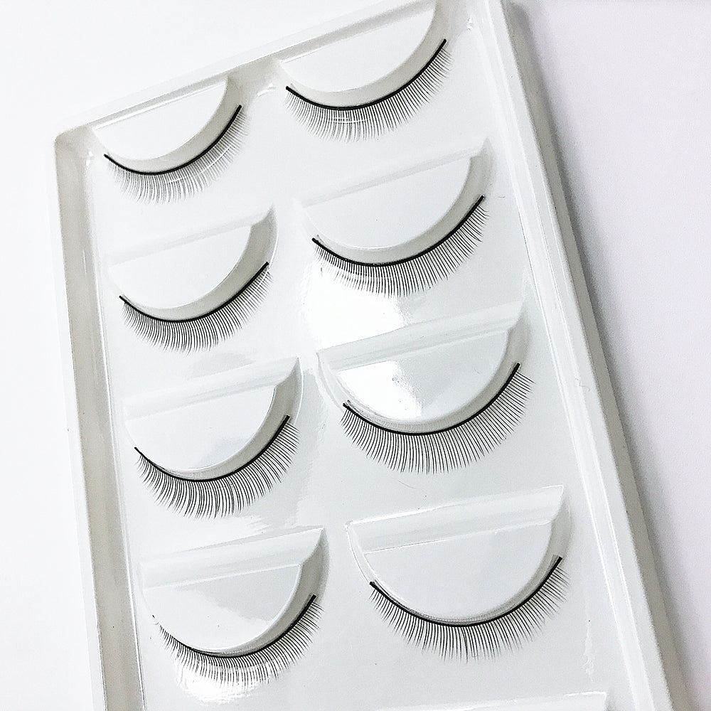 Trepavice Za Vježbu | Practice Lashes - Kallosprolashcollection