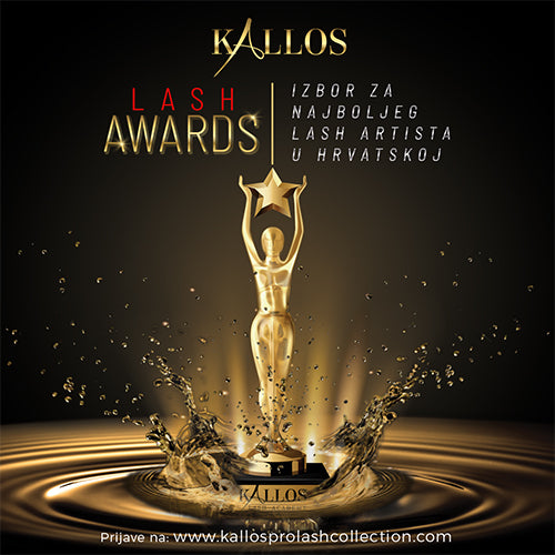 Kallos LASH AWARDS - Kallosprolashcollection