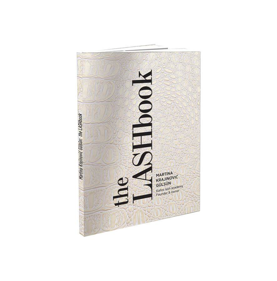 The Lash Book  (E-Book, hrvatski jezik) - Kallosprolashcollection