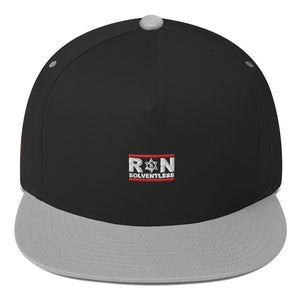 Flat Bill Cap-PS