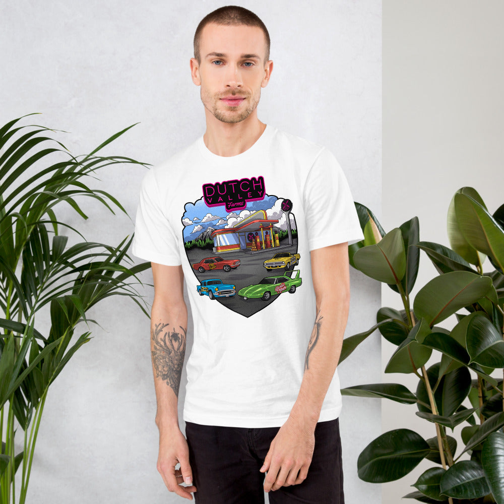 DVF Gas Strains T-Shirt
