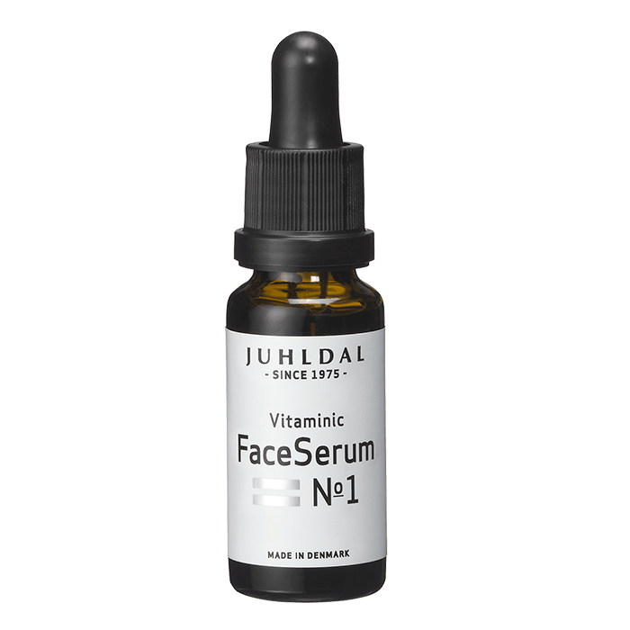 Juhldal FaceSerum No 1 - Vitaminic - 20ml