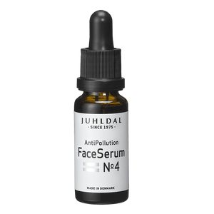 Juhldal FaceSerum No 4 - AntiPollution - 20ml