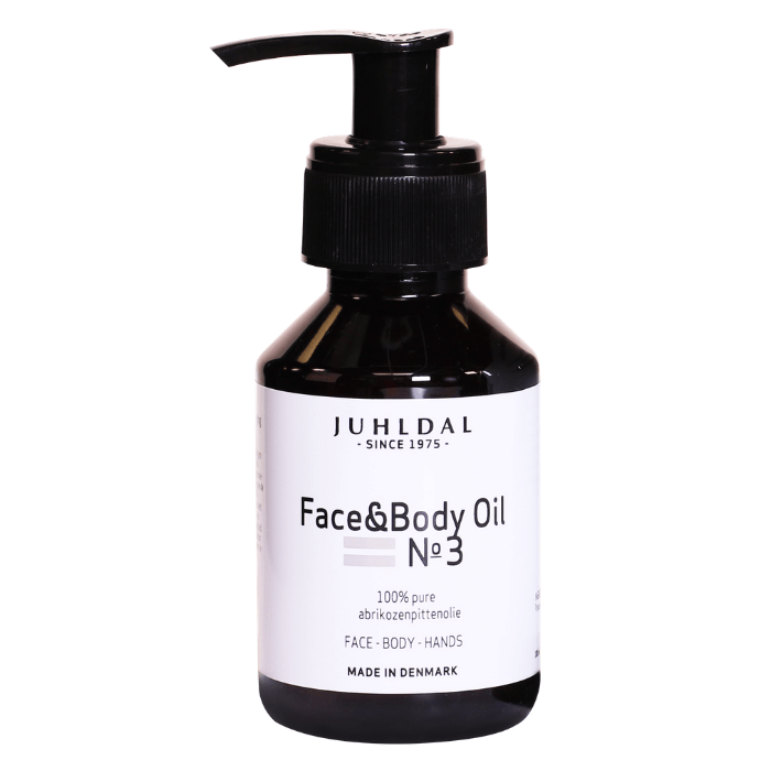 Juhldal Face & Body Oil No 3 - 50ml