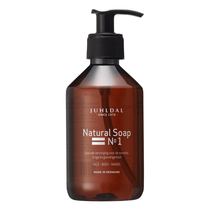 Juhldal Natural Soap No 1 - 250ml