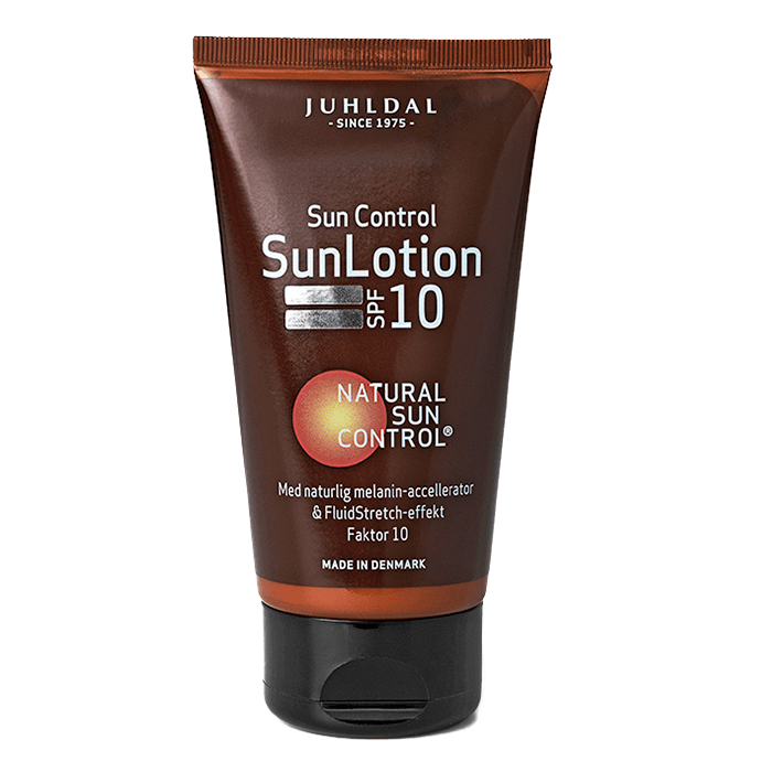 Juhldal Sunlotion SPF 10 - 150ml