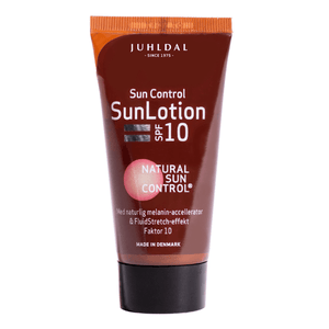 Juhldal Sunlotion SPF 10 - 50ml