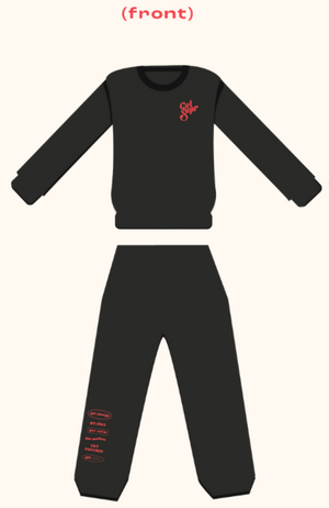 SUPR SET - Black Heather
