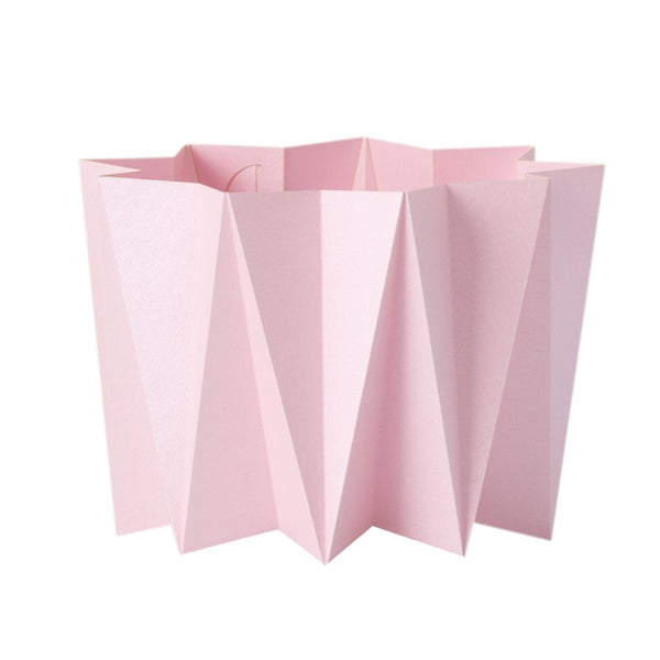Origami cover vase - Rose S - 2 pcs