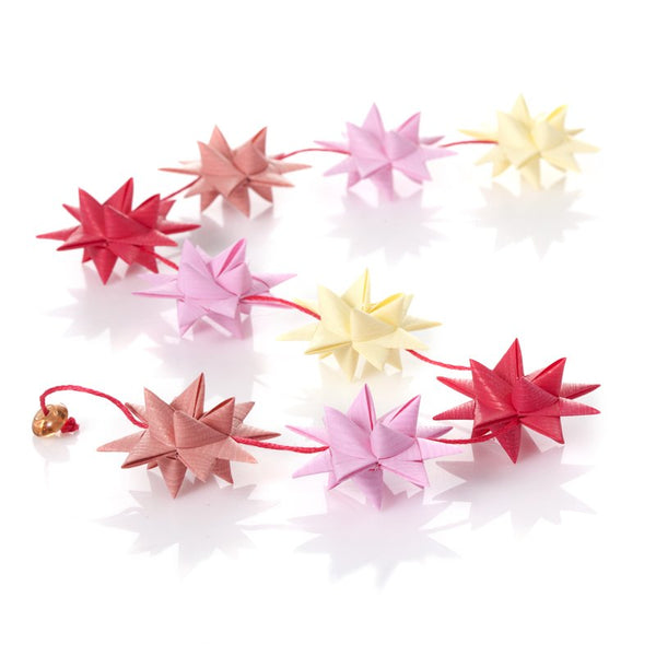 Pantone & Ecru star garland no 5