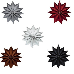 Pleat stars for windows - X-Large