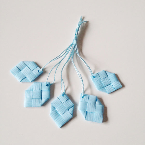 Light Blue S - 5 pcs