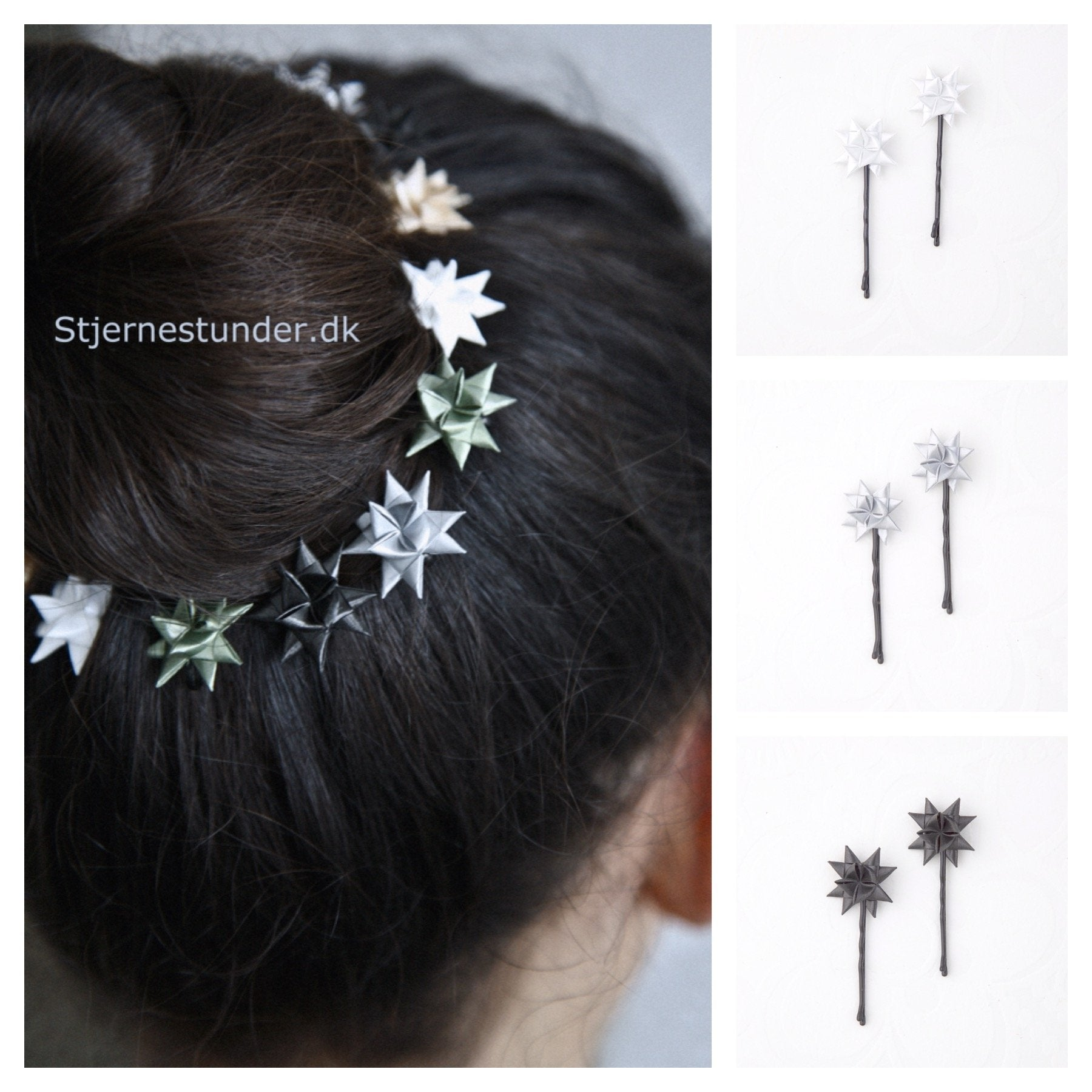 Hairpins a set of two