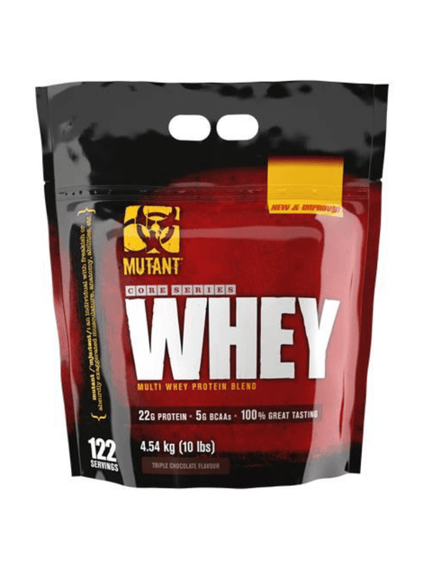Mutant Whey 10lb - Muscle X