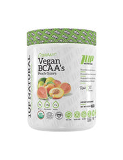 1Up Natural Vegan BCAA's - Muscle X