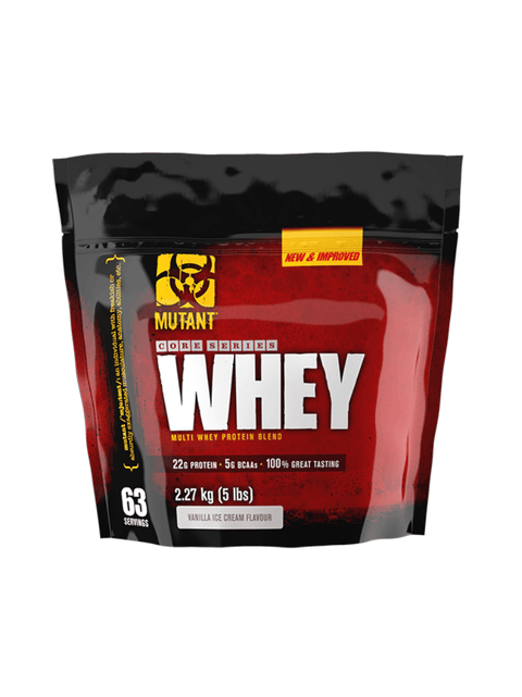 Mutant Whey 5lb - Muscle X