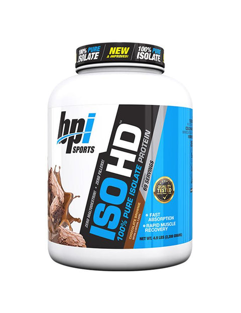 BPI Iso HD - Muscle X