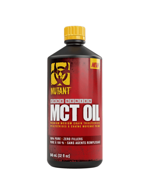 Mutant MCT Oil - Muscle X