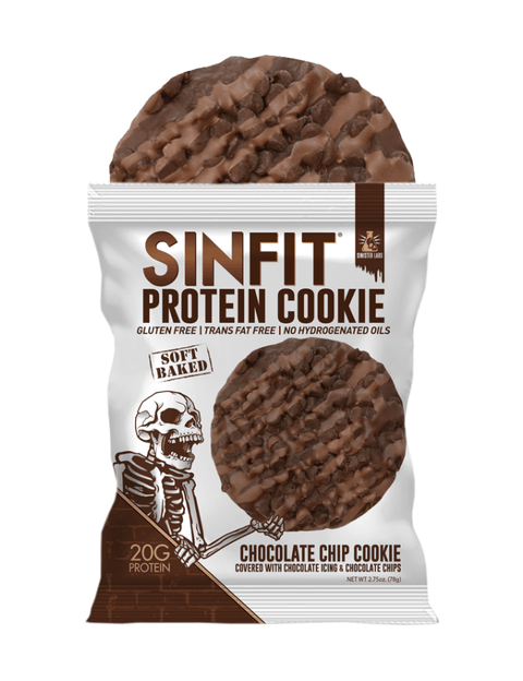 Sinister Labs Sinfit Protein Cookie - Muscle X