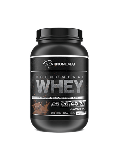 Platinum Labs Phenomenal Whey 2lb