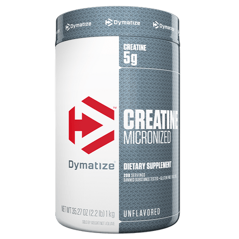Dymatize Creatine Micronized – 1kg - Muscle X