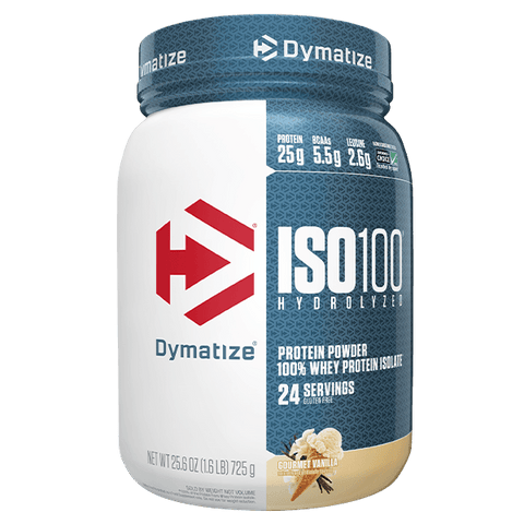 Dymatize Iso 100 – 1.6lb - Muscle X