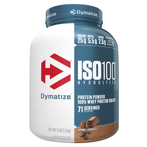Dymatize Iso 100 – 5lb - Muscle X