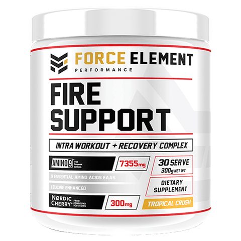 Force Elements Fire Support – 30 serve - Muscle X