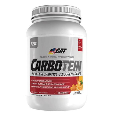 GAT Sport Carbotein - Muscle X