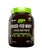 MusclePharm Grass-Fed Whey 1lb