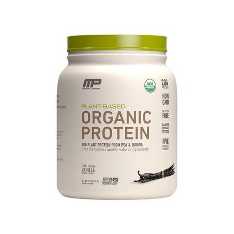 MusclePharm Organic Plant Based Protein - Muscle X