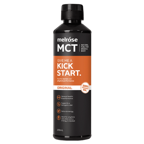 Melrose MCT Oil Original 500ml - Muscle X