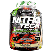 MUSCLETECH NITRO-TECH NATURALLY FLAVORED - Muscle X