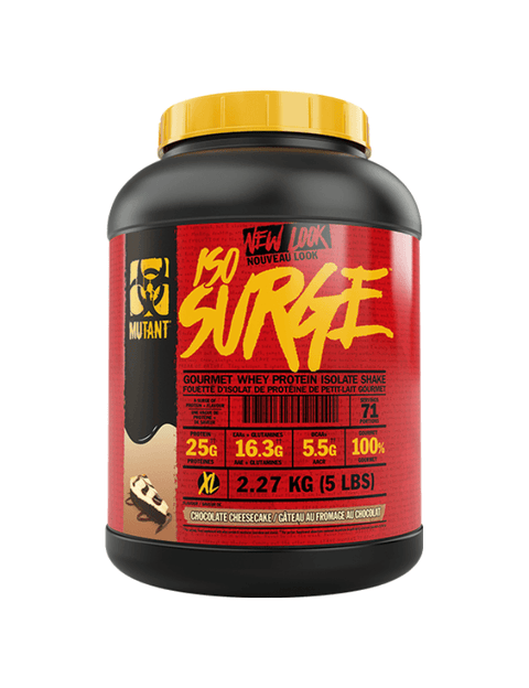 Mutant ISO Surge 5lb - Muscle X