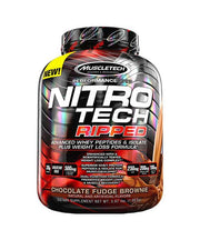 Muscletech NITROTECH RIPPED 4lb - Muscle X