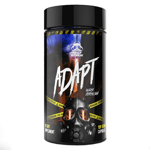Outbreak Nutrition Adapt - Muscle X