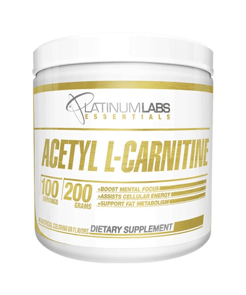 Platinum Labs Acetyl L-Carnitine - Muscle X