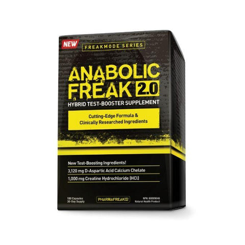 Pharmafreak Anabolic Freak 2.0 - Muscle X