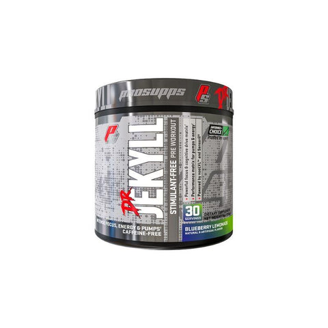 Prosupps Dr Jekyl Non Stim - Muscle X