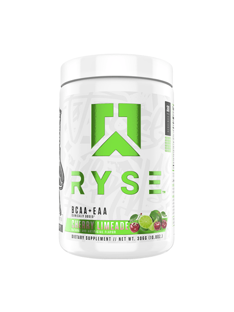 Ryse BCAA + EAA – 30 Serve - Muscle X