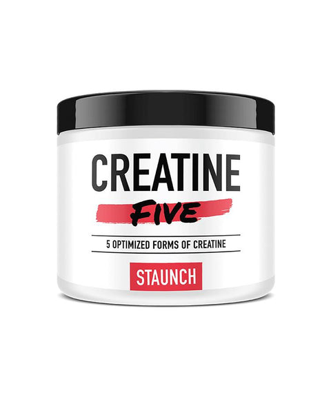 Staunch Creatine 5 - Muscle X