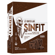 Sinister Labs SINFIT Crunch Bars